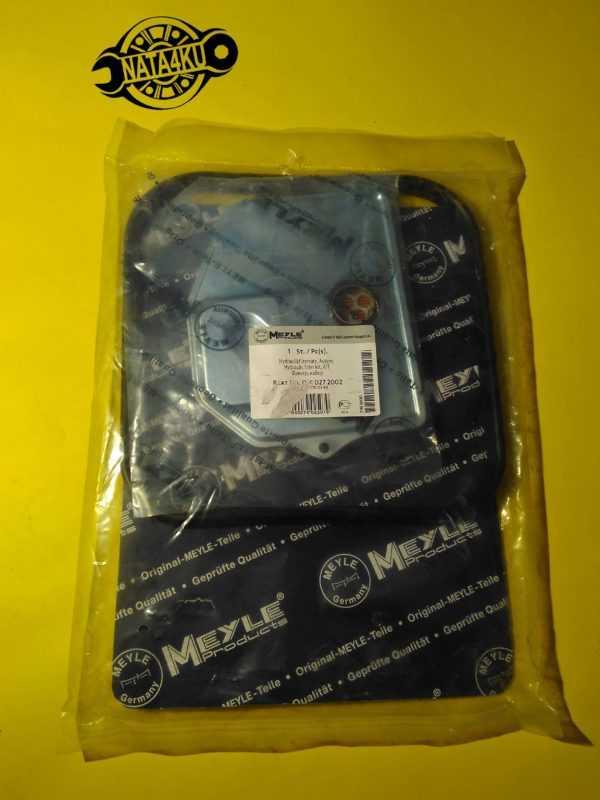 Фильтр акп с прокладкой Mercedes w123/r107/w111 /w114 1968 - 1985 0140272002 Meyle