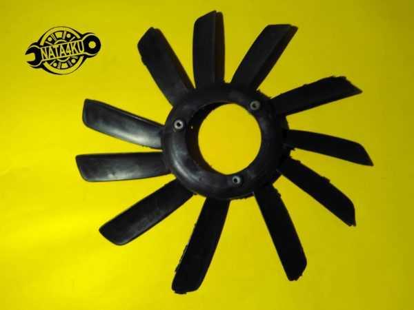 Крыльчатка вентилятора охлаждения Mercedes w123/w126 A1102000123 Maygo