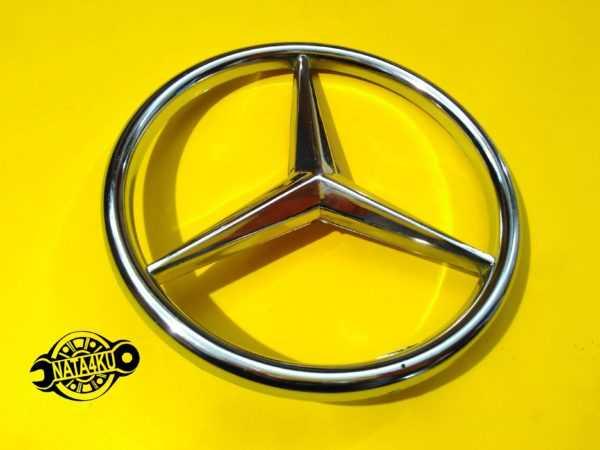 Эмблема Mercedes sprinter 900/906 A9068170016 Mercedes