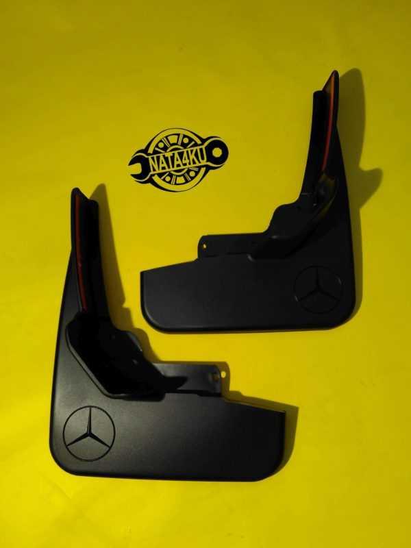 Брызговики передние Mercedes ML w164 2005 - 2011 B66528228 Mercedes