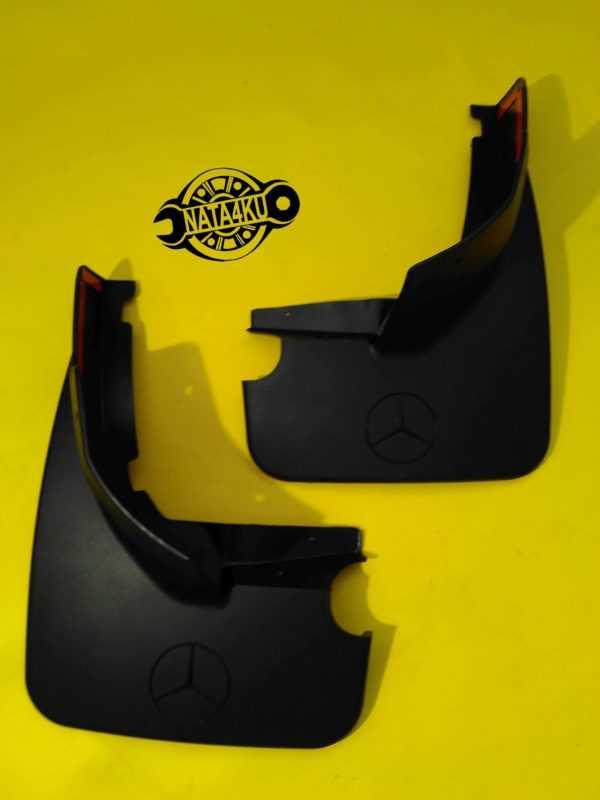 Брызговики задние Mercedes ML w164 2005 - 2011 B66528229 Mercedes