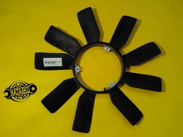 Крыльчатка вентилятора радиатора Mercedes w202/c208/r170 /w124 1988 - 2000 401000 Topran