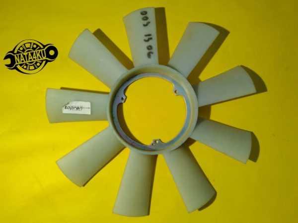 Крыльчатка вентилятора радиатора Mercedes om602 sprinter 901/903/904 1995 - 2006 401002 Topran