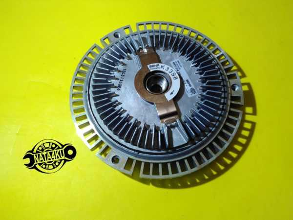 Вискомуфта вентилятора охлаждения Mercedes w201/w124 8MV376732251 Behr hella