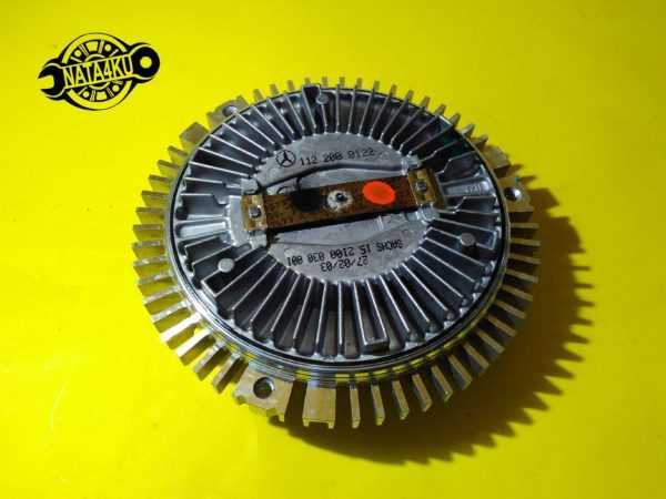 Вискомуфта вентилятора охлаждения Mercedes r129/w124/w202 /w210 1996 - 2003 A1122000122 Mercedes