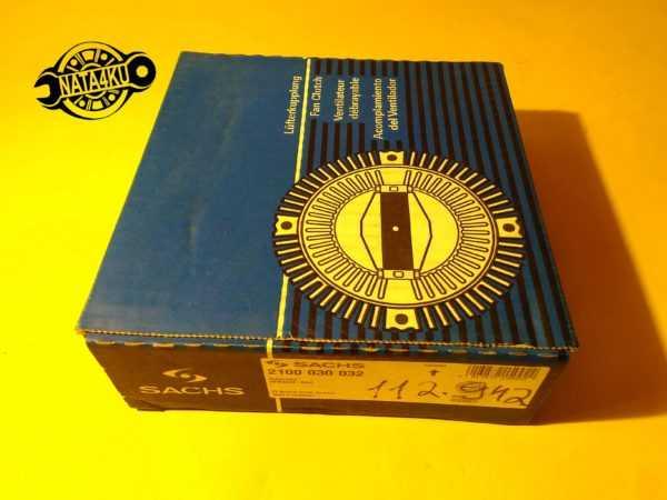 Вискомуфта вентилятора охлаждения Mercedes ML w163 1998 - 2002 2100030032 Sachs