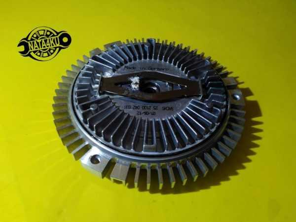 Вискомуфта вентилятора охлаждения Mercedes sprinter/vito 901/905 /w638 2100042031 Sachs