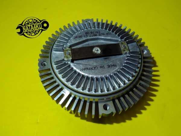 Вискомуфта вентилятора охлаждения Mercedes w210/w202 1993 - 2002 2100020031 Sachs