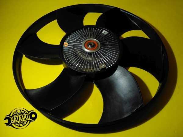 Вискомуфта вентилятора охлаждения Mercedes sprinter 901/902/904 VW crafter 1114901100 Jp group