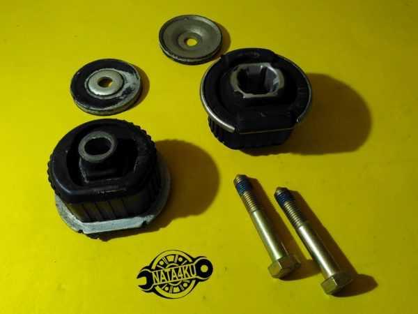 Комплект сайлентблоков задней балки Mercedes w124/w202/c208 /w201 A1243500341 Mercedes
