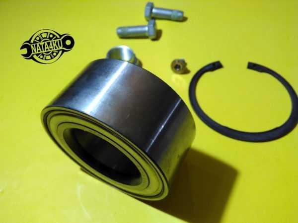 Подшипник ступицы комплект Mercedes w210/s210 1996 - 2003 21887 Febi