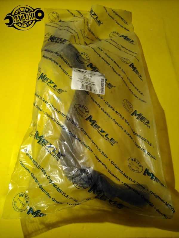 Шланг радиатора (патрубок) Mercedes w202/c208/s202 1993 - 2002 0195000975 Meyle