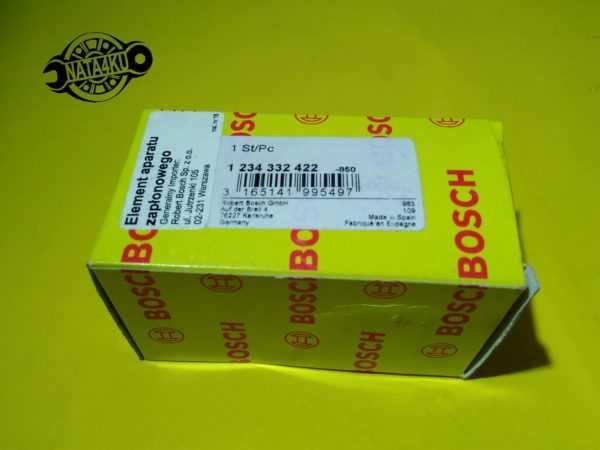 Бегунок зажигания Mercedes m119 w140/r129/w124 1989 - 1999 1234332422 Bosch