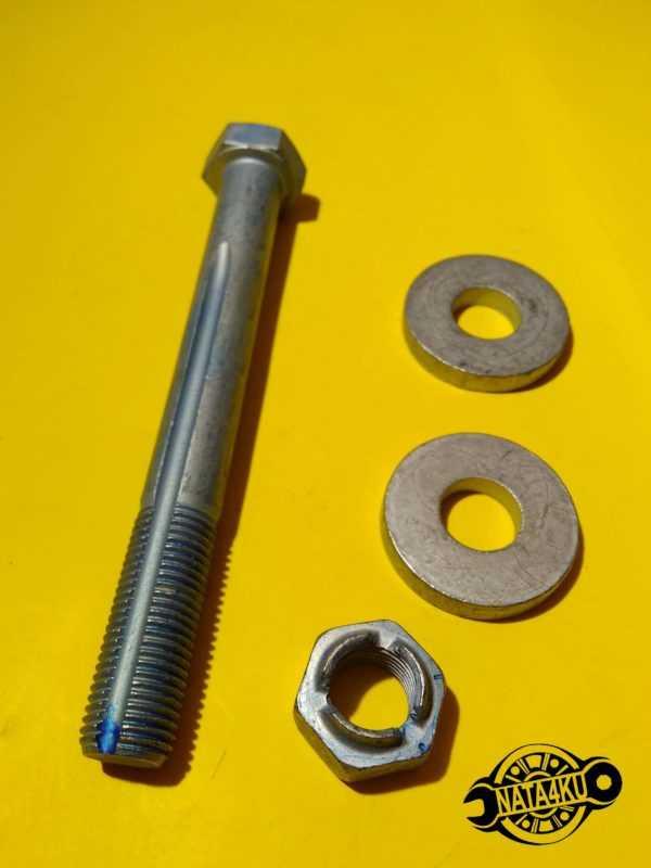 Болт регулировочный переднего рычага Mercedes w220/w211/w203 /r230 21560 Febi