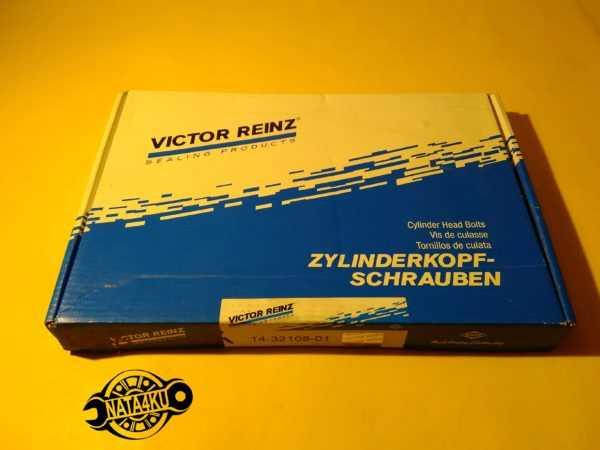 Болт ГБЦ комплект Mercedes w168/v414 1998 - 2005 143210801 Reinz