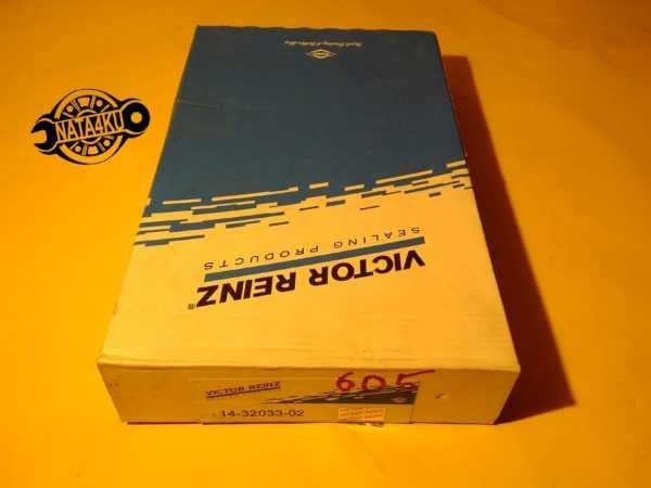 Болт ГБЦ комплект Mercedes om605 w210/w202/w124 1993 - 2000 143203302 Reinz