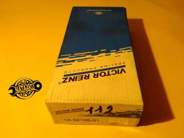 Болт ГБЦ комплект Mercedes m112 w210/w203/w202 /r129/w220 1997 - 2009143210601 Reinz
