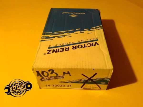 Болт ГБЦ комплект Mercedes m103 w124/w126/w201 /r129 1985 - 1997 143202801 Reinz