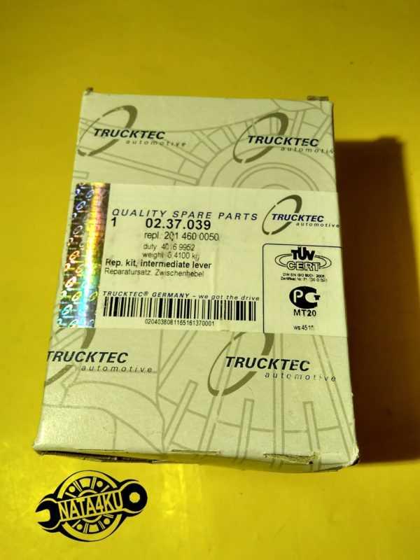 Втулка маятника Mercedes w201 1982 - 1993 0237039 Trucktec