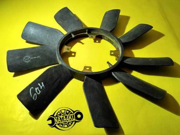 Крыльчатка вентилятора охлаждение Mercedes om601/604/611 w202/w210 1993 - 2003 0140200038 Meyle