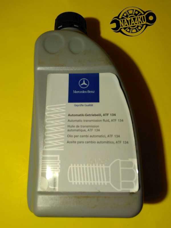 Масло трансмиссии 1л A001989680313 Mercedes