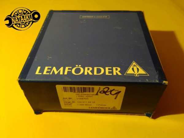 Муфта вала карданного Mercedes m102-103/603 w126/w124/w201 1982 - 1997 1102701 Lemforder
