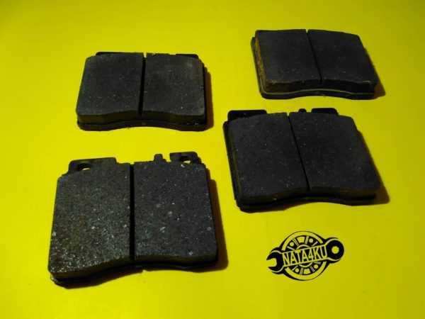 Колодки тормозные передние дисковые Mercedes w140/c140 1991 - 1999 A0024202620 Mercedes