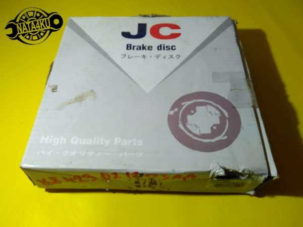 Диск тормозной задний Mercedes w168/v414 1997 - 2005 C4M030JC Jc