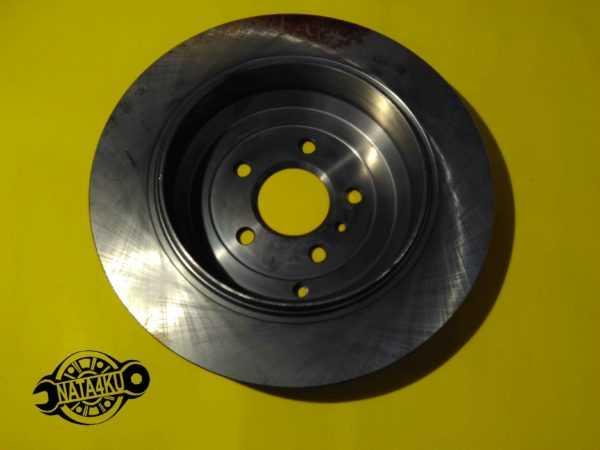 Диск тормозной задний Mercedes w164/w251 2005 > 6103110 Remsa