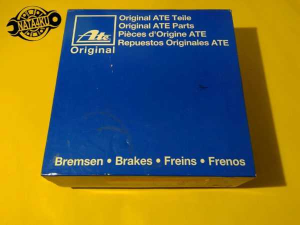Диск тормозной задний Mercedes w124/w202/w201 1982 - 2000 24010901201 Ate