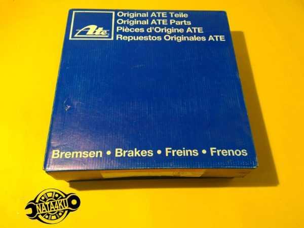 Диск тормозной передний Mercedes w168 1997 - 2004 24012201681 Ate