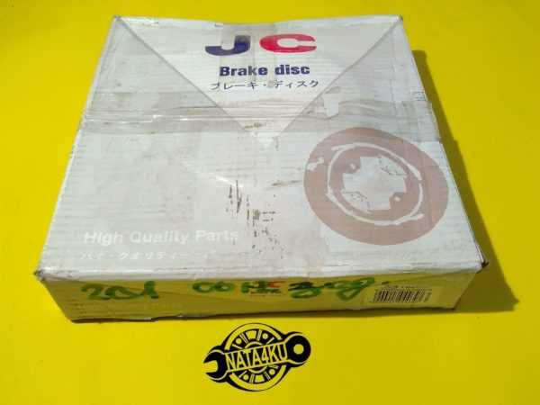 Диск тормозной задний Mercedes w202/s202 1993 - 2001 C4M001JC Jc