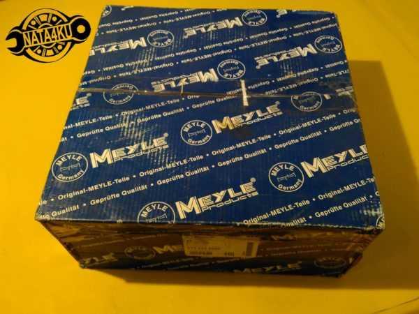 Диск тормозной задний Mercedes w639 2003 > 0155232060 Meyle