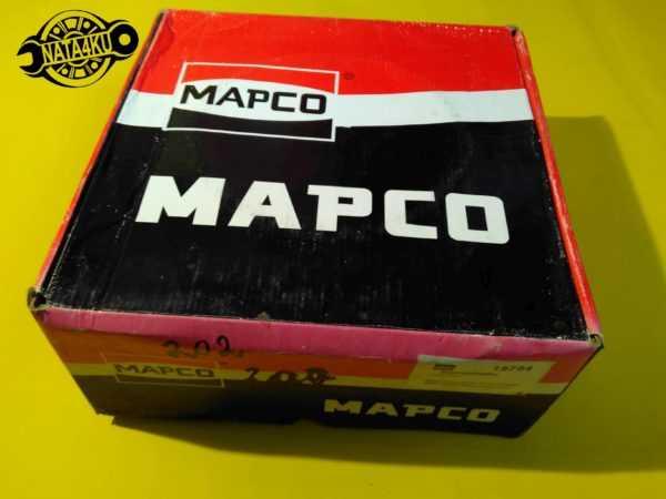 Диск тормозной задний Mercedes w202 1993 - 2000 15754 Mapco
