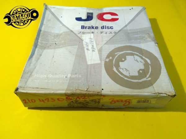 Диск тормозной задний Mercedes w124/c124/s124 C4M024JC Jc