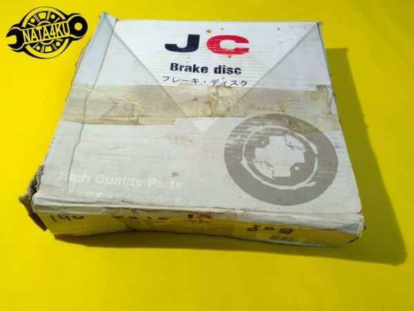 Диск тормозной задний Mercedes w140 1991 - 1998 C4M017JC Jc