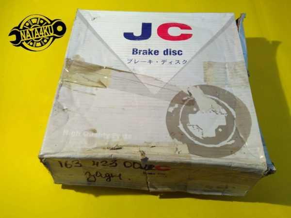 Диск тормозной задний Mercedes ML w163 1998 - 2005 C4M014JC Jc