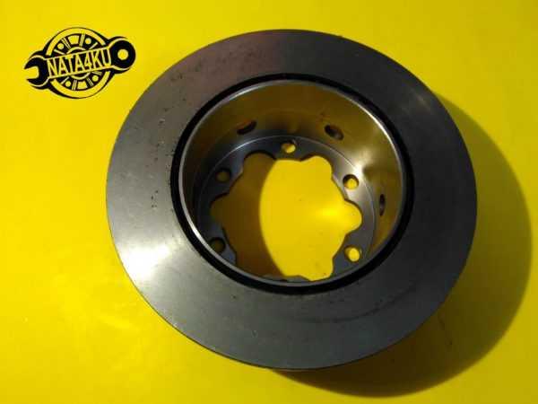 Диск тормозной задний Mercedes sprinter 901/902/904 98200089801 Textar