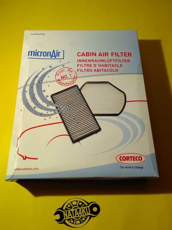 Фильтр салона Mercedes c215/w220/w210 1995 - 2006 CP1006 Corteco