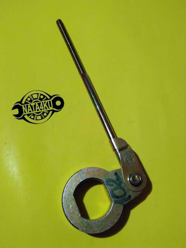 Штанга натяжителя ремня Mercedes m102 w201/w463/w124 /601 1982 - 1996 02427 Febi