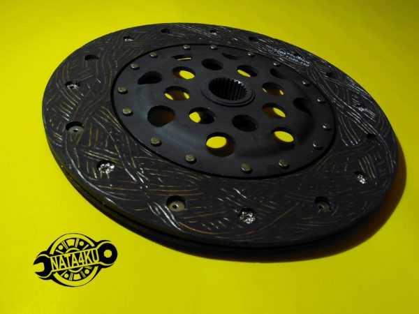 Диск сцепления Mercedes sprinter 901/904 /vario 1995 > 0223112 Trucktec