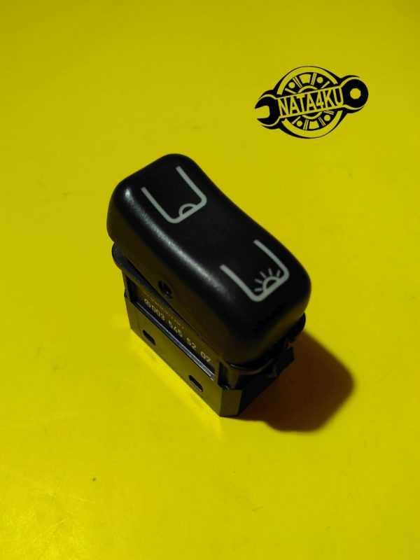 Выключатель освищения в салоне Mercedes 638/461 A0035455207 Mercedes