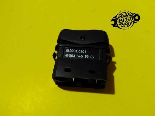 Выключатель обогрева заднего стекла Mercedes 638/901/902 /904 A0035455307 Mercedes