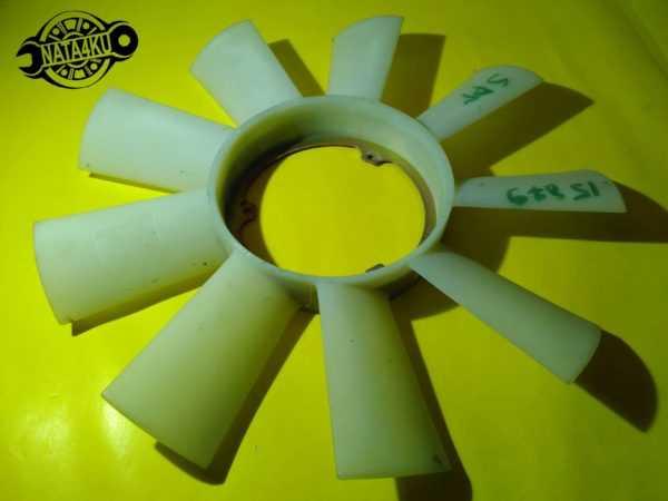 Крыльчатка вентилятора радиатора Mercedes sprinter 901/902/904 1995 - 2006 15879 Febi