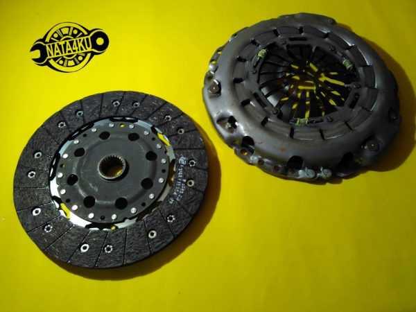 Комплект сцепления Mercedes 901/902/904 /638 624310909 Luk
