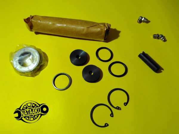 Шкворень колеса (кулака) Mercedes bus 207-310 3349 Auto techteile