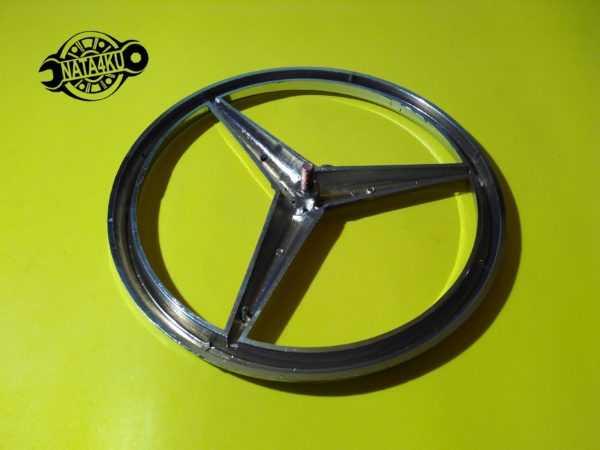 Эмблема решетки Mercedes bus 207 /601