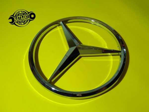Эмблема решетки Mercedes bus 609