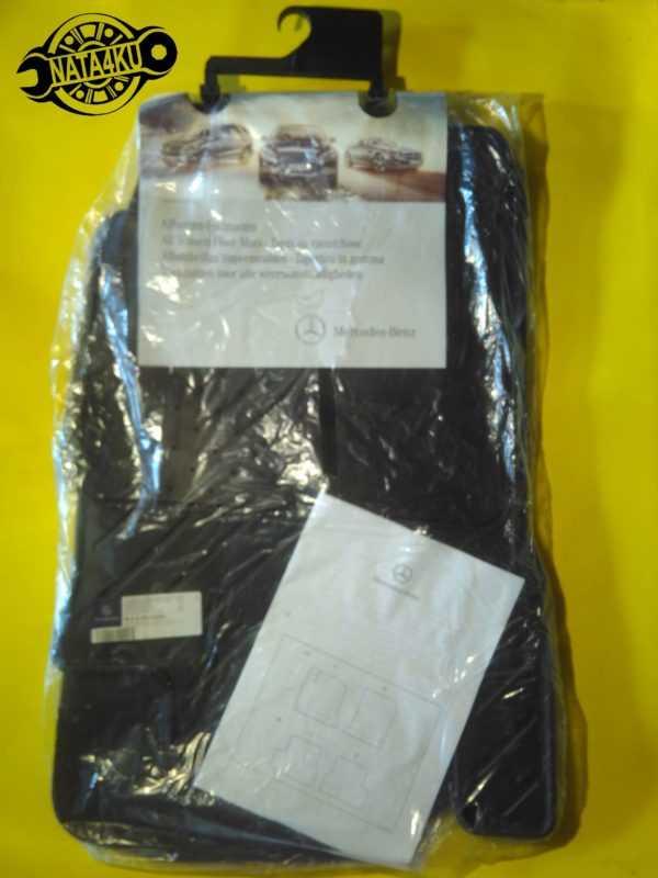 Коврики резиновые комплект Mercedes w164/gl w164 4-matic 2005 - 10.2012 B66680260 Mercedes