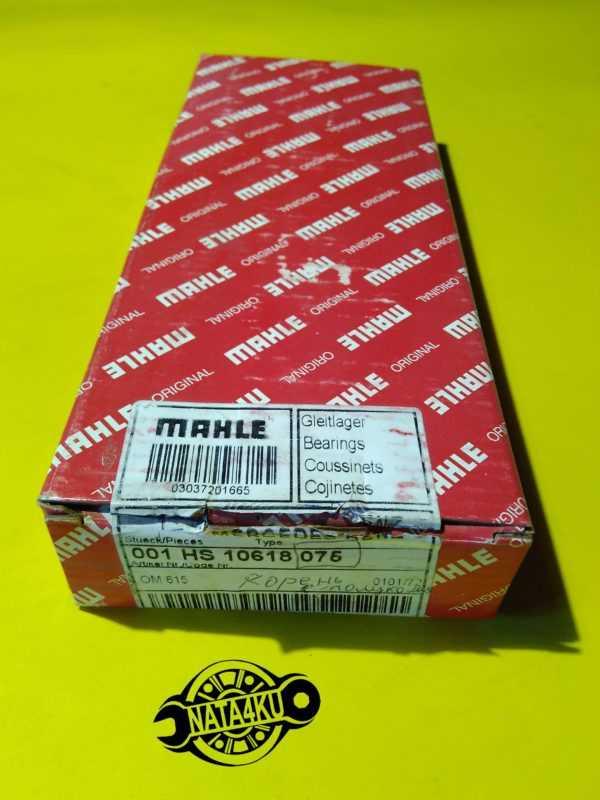 Вкладыши коренные 0.75mm Mercedes om615-616 001HS10618 Mahle